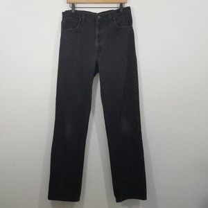 VTG Levi's 555 Relaxed Fit Jeans Size 34X34